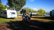 Camping Rino as a starting point - off-road tour to Albania