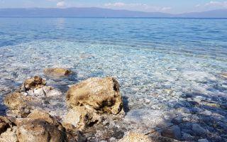 Along Ohrid Lake - from Ohrid to Sveti Naum