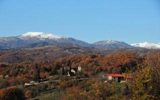 Bourazani - adventurous crossing the Pindos Mountains