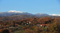 Bourazani - abenteuerliche Anreise über den Pindos