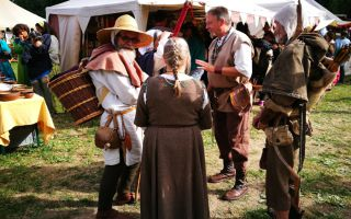 Visiting the Staufer-Spectacle in Waiblingen - first impressions