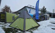 CMT Fair Stuttgart exposing outdoor - exhibition difference!