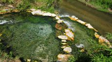 Hot springs - a treat in the winter – natural ones at Kavala