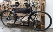 Always an eye-catcher - old bikes from Miele to Gazelle
