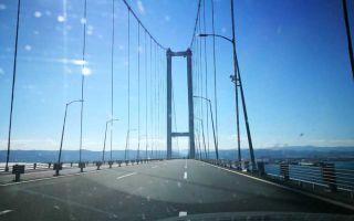 From Istanbul to Antalya via Osman Gazi Bridge