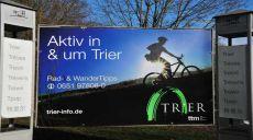 Trier Aktiv - Moselbrücken, Rad- und Wanderwegenetz