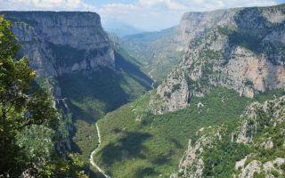 Vikos Gorge - Hikes through the Pindos Mountains