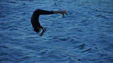 Wassersportliche Aktivitäten auf der Donauinsel Wien
