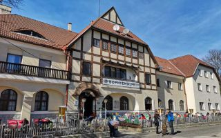 Walk through the Wienerwald to the Sophienalpe