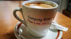 Station 10 - Campingplatz Rino in Kalishta am Ohridsee
