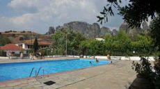 Station 14 - Vrachos Camping in Kastraki bei Meteora