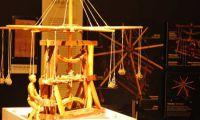 Leonardo da Vinci - machines at EXPO 2016 Antalya