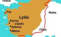 Lydien, dessen Hauptstadt einst Sardes war