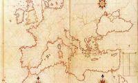 Piri Reis - first Ottoman world map from 500 years ago