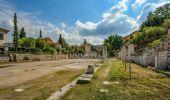 Plaka - ältester Stadtteil von Athen unterhalb der Akropolis