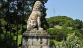Nach Erkundung von Argilos - Der Löwe von Amphipolis