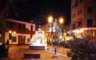 In Thessaloniki weihnachtet es - Weihnacht in Griechenland