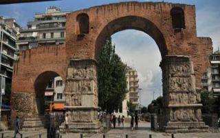 Thessaloniki - Metropole - Moderne und Historie
