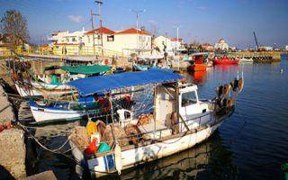 Vistonida-See - Feuchtbiotop an der Via Egnatia
