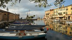 Lazise am Gardasee im November