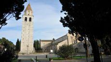 Glockenspiel im Glockenturm von Aquileia