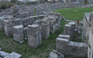 Salona - Hauptstadt der römischen Provinz Dalmatien