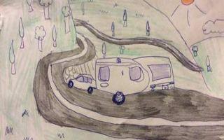 Solin-Besuch bei Bralić´s zeigt Wohnwagennachwirkungen