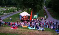 Internationales Straßenmusik Festival am Residenzschloss