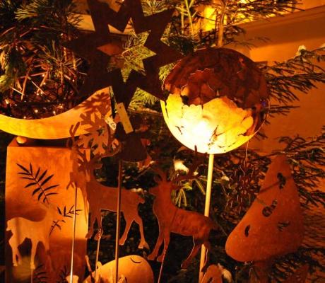 Advent - feierlich und besinnlich bis Weihnachten