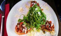 Italienische Speise Bruschetta - weit mehr als nur Antipasti