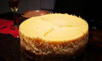 Echter New York Cheese Cake - bebildeter Reisebericht folgte