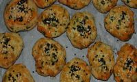 Delicious Cheese and Dill Muffins