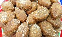 Melomakarona - Greek Christmas cake at Zampetas