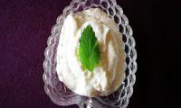 Ein weiteres Vergnügen - Zitronenyoghurt mit Frucht