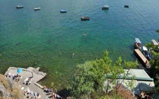 Wandern mit Alaturka - zu Pfingsten an den Ohridsee