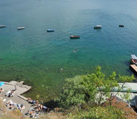 Ohrid - lovely city hike with Marta and Luis