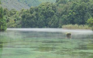 Der Ohridsee und seine unterirdischen Quellen