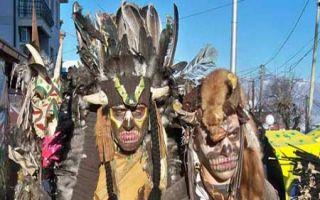 Vevčani - Karneval nach Julianischem Kalender