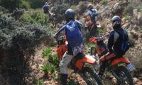 Enduro Riding in the Taurus