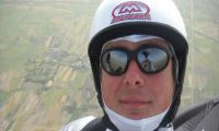 Martin Jovanoski - Competition Paraglider and test pilot