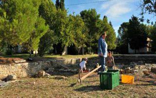Ausgrabungen in Siculi - Magna Grecia Teil 2
