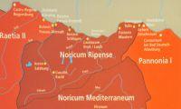 Noricum - Handelsrouten bestimmten den Erfolg