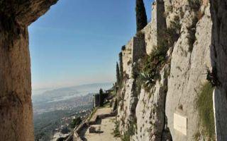 Split - nächster Zielort entlang des Römer Straßensystems