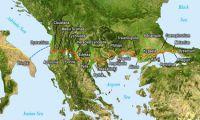 Entlang der Via Egnatia: von Ohrid nach Elbasan in Albanien