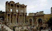 Alles fließt – griechischer Philosoph Heraklit in Ephesos