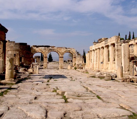 Holy City - the Ancient Hierapolis