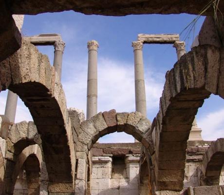 The Agora of Izmir - recent excavations now possible