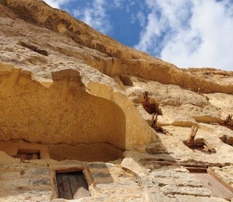 Taşkale - ilk durağımız Kapadokya'ya komşu Taşkale