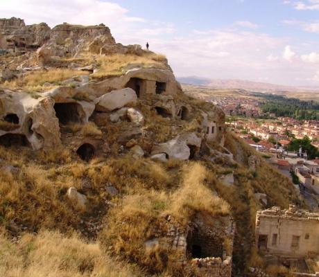 Ürgüp – hiking destination of our valley walks in Cappadocia