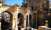 Hadrianstor Antalya - Ehrentor zum Kaiserbesuch